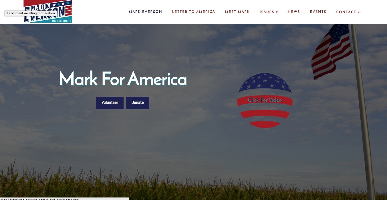 Mark For America - Flyweb Media