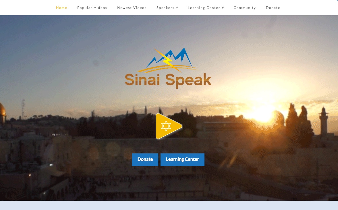 Sinai Speak