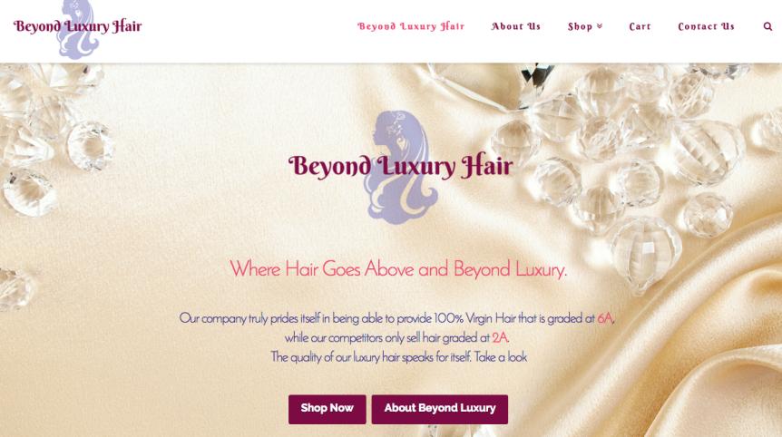 Beyond Luxury Hair