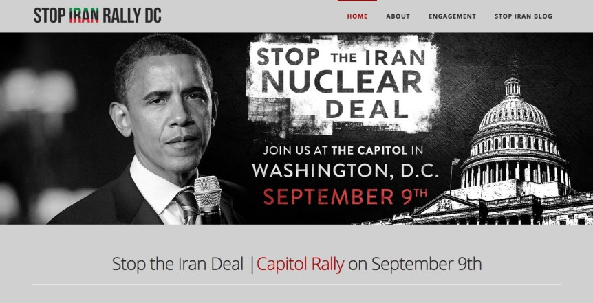Stop Iran Rally Washington