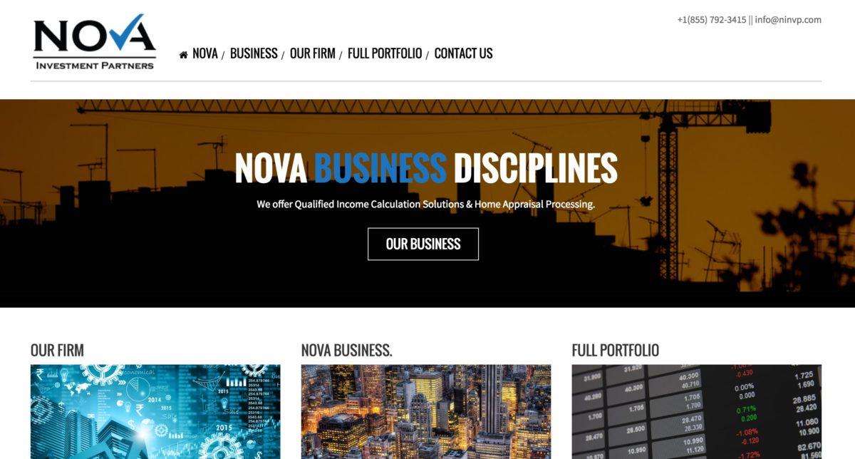 NINVP Nova Investment Partners
