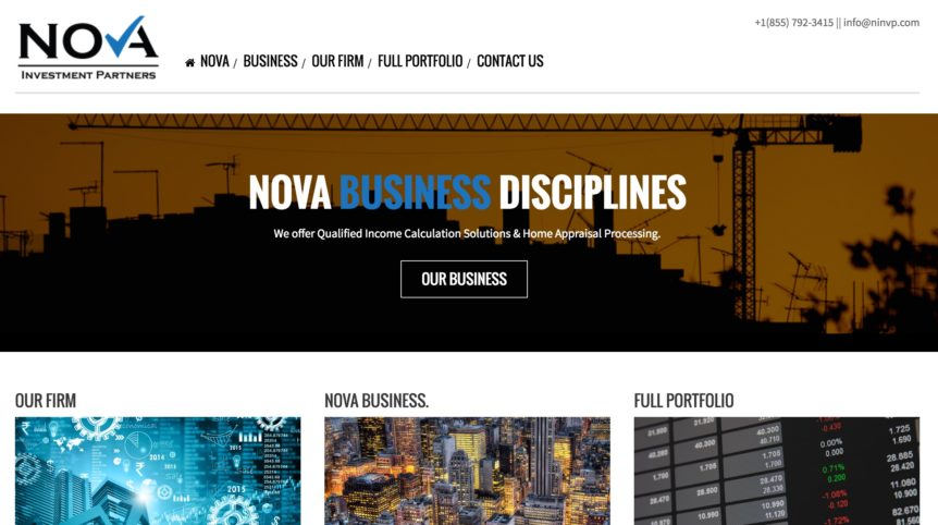 NINVP Nova Investment Partners